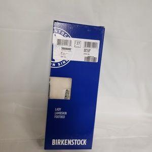 Birkenstock Lambskin Footbed